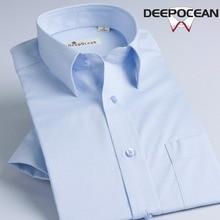 Новый Для мужчин S рубашка Бизнес хлопковые рубашки модные Для мужчин Повседневная рубашка Hombres Camisas