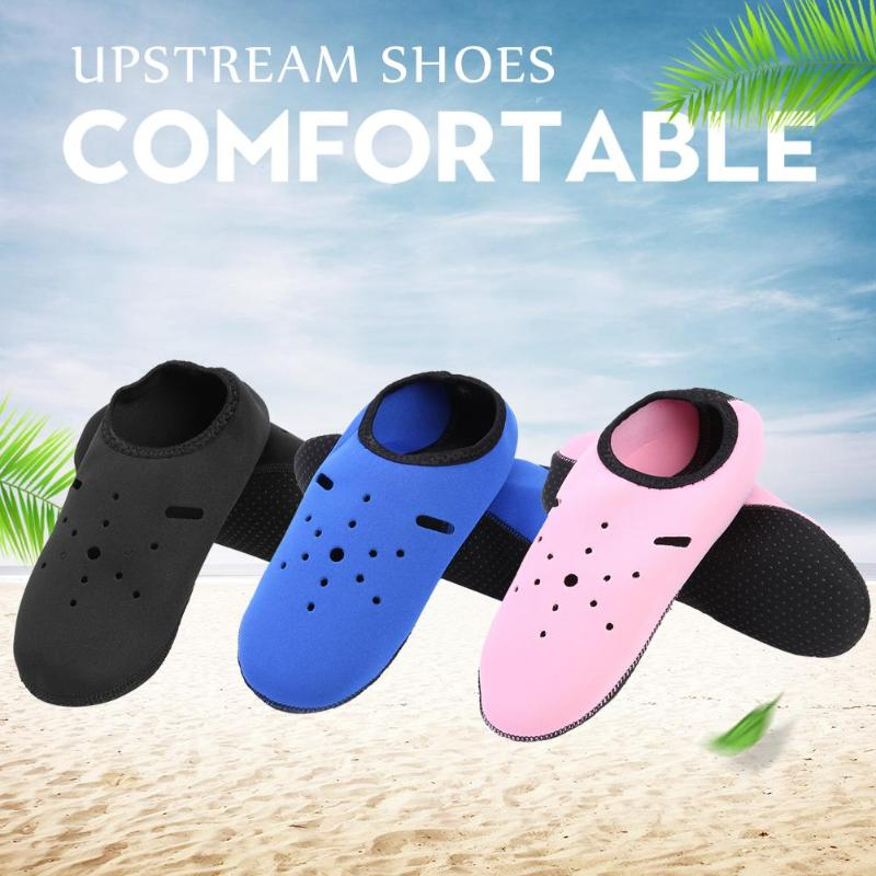 Men Women Water Sports Diving Socks Anti Skid Beach Shoes Swimming Surfing Neoprene Socks Adult Diving Boots Wet Suit Shoes