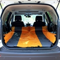 Auto Inflatable Car Bed Hatchback Travel Bed Air Mattress Covers Rest For Ibiza VW Polo Golf 4 Ford Fiesta Focus 2 Opel Astra