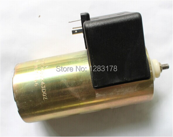 Fuel Shut Down Solenoid 0118 1663 / 0118-1663 / 01181663 for Deutz BF4L913, BF6L913, F4L913