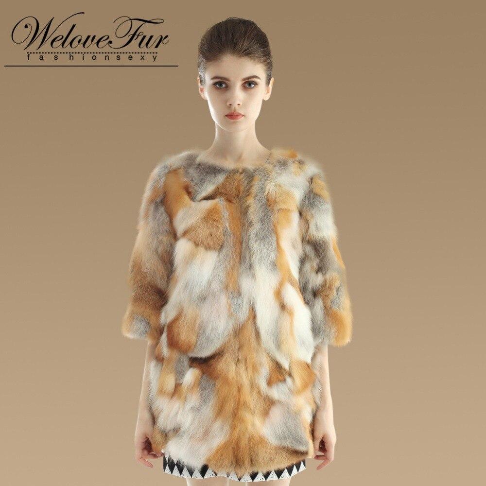 Popular Red Fox Fur Coats-Buy Cheap Red Fox Fur Coats lots from