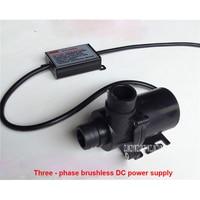 NC50C 1225 12V,DC Solar Circulating Pump2.6A 2.5M 31.2W 1998L/H Pumping Fountain Pump