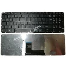جديد بو لوحة المفاتيح لتوشيبا L50 B L55 B L55DT B S50 B S55 B البرتغالية الأسود