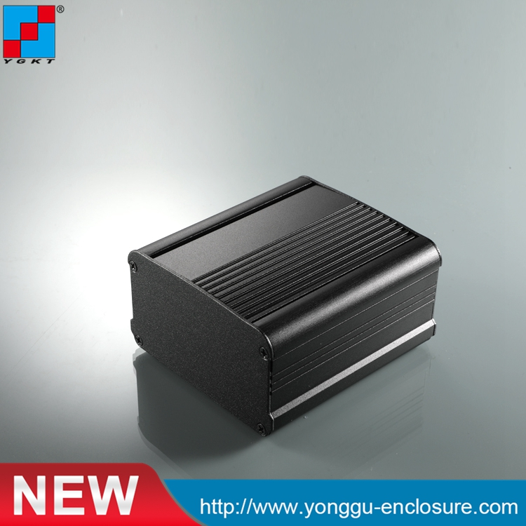 YGS-006 95*55*150 mm (w*h*l)small custom aluminum enclosure,diy aluminum box for pcb introduction to special education