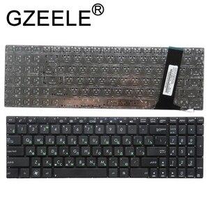 Image 1 - GZEELE Russian RU Keyboard for ASUS N56 N56V N76 N76V N76VB N56DY N76VJ N76VM N76VZ U500VZ N56VV N56VZ U500VZ U500 U500V black
