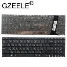 Gzeele teclado russo ru, teclado para asus n56 n56v n76 n76v n76vb n56dy «n76vm
