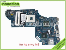 QCL50 LA-8711P 698397-601 For HP Envy M6 Series laptop motherboard ATI HD 7670M 2GB Graphics HM77 DDR3