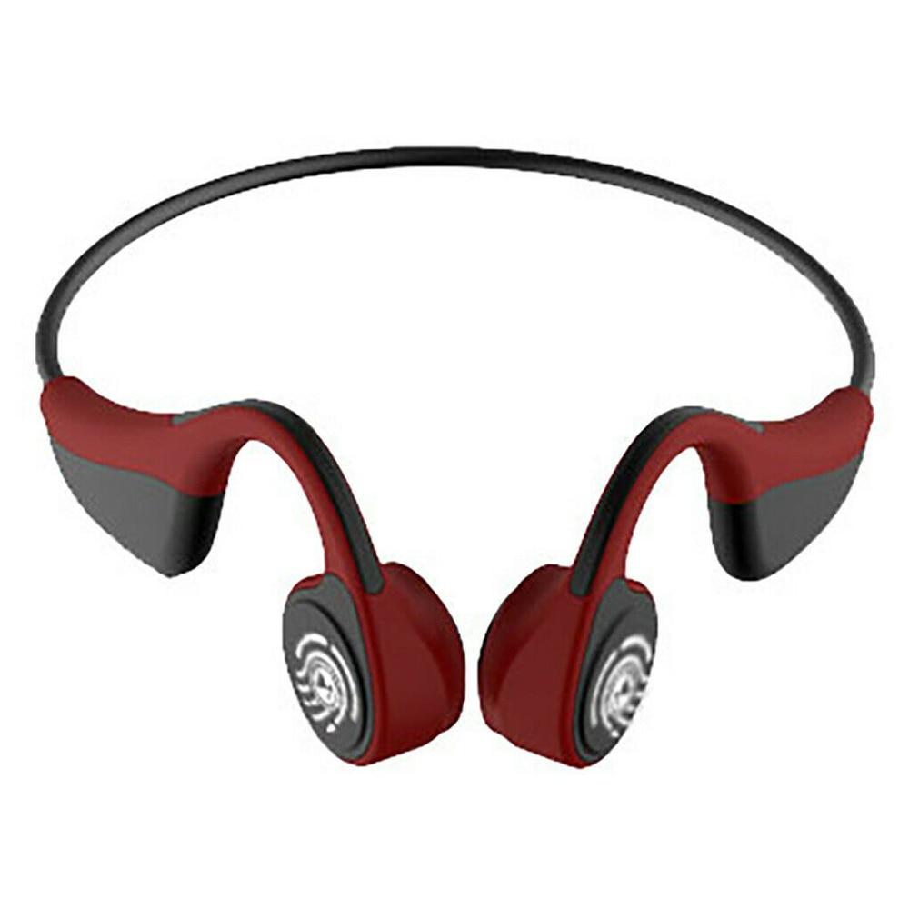 V9 Bluetooth 5.0 écouteurs casque sans fil Conduction osseuse Bluetooth casques Sport casque oreille crochet étanche