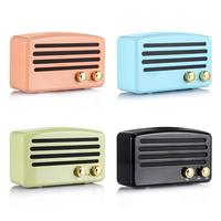 T5 retro Nostalgic Mini Mobile Phone Audio Radio Bluetooth Speaker Petty bourgeoisie Rural American speaker Country style sound