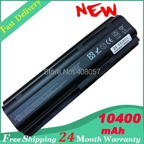 8800mAh New Laptop Battery For HP 430 431 435 630 631 635 636 650 655 Notebook PC Envy 15-1100 G32 G42 G72 G56 G62 DM4 Battery