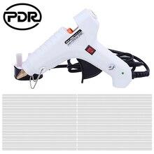 PDR 20 Вт термоклей пистолет высокого Температура плавления Ремонт набор инструментов с 20 шт. 7 мм * 100 мм Клей Стикеры Температура инструмент для авто