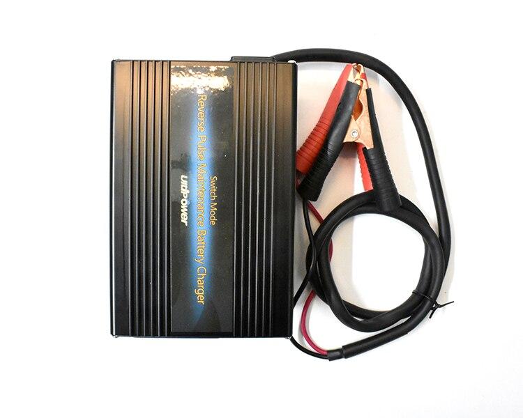 Chargeur automatique de batterie de voiture 12 V chargeur électronique portatif d'acide de plomb 10A chargeur automatique d'impulsion inverse chargeur de batterie
