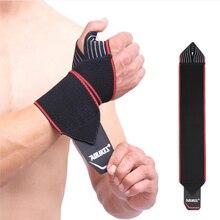 Дропшиппинг спортивные наручные браслеты поддержка запястья Стропы ручной Sprain браслет для восстановления для езды на велосипеде теннис Аксессуары для гимнастики 1 шт