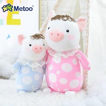 Плюшевая свинка Metoo 2