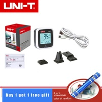 UNI T A25M handheld Rechargeable Formaldehyde PM2.5 Detector Air Quality meters