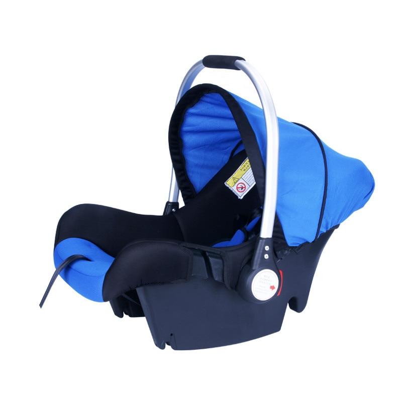 Fyra färger Spädbarn-Stil Säkerhetsbilsäte Barnvagnssäte Bärbar - Barnsäkerhet - Foto 2
