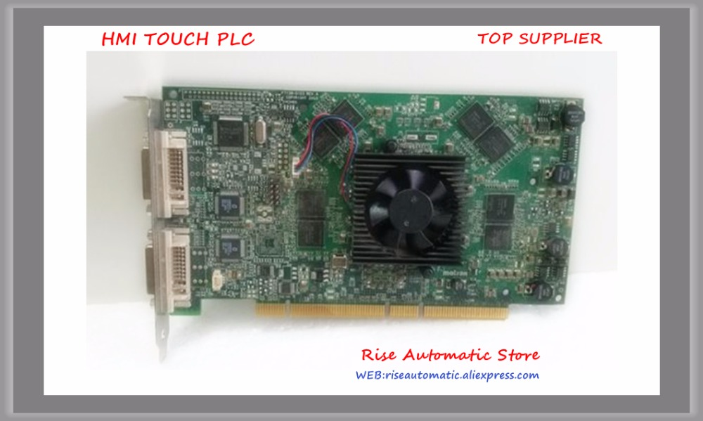 Graphics DL256 PCI-X MGI PH-P256PDPIF For Three LCD Screen