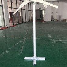Башня для вертикальной ветровой турбины, 100 Вт-300 Вт, 500 Вт горизонтальные оси ветровой турбины полюс, аксессуары для ветрогенератора