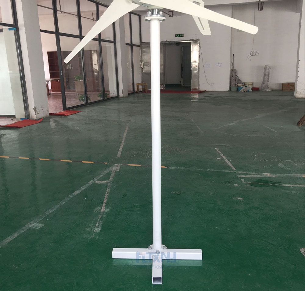 цена на tower for vertical wind turbine, 100w-300w,500w horizontal axies wind turbine pole, wind generator accessories