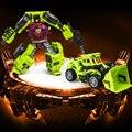 New Devastator Transformação NENHUMA Caixa de Varejo Ko GT-1A Raspador Devastator Action Figure Brinquedos do Miúdo Para Crianças