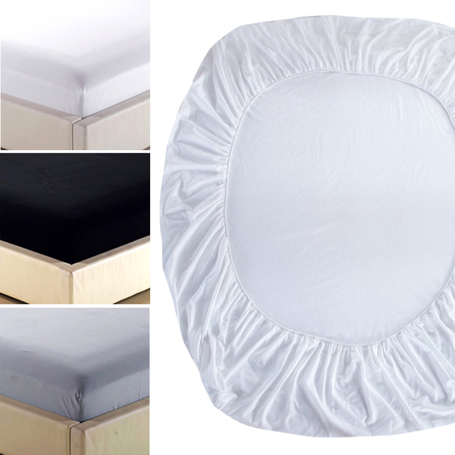 Solid Color Bed Sheet Ed Reactive Printing Sheets Bedsheet Bedding Linen
