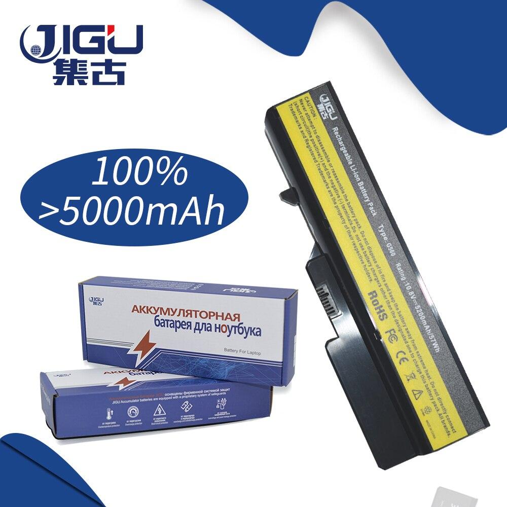JIGU 5200MAH L09M6Y02 L10M6F21 L09S6Y02 Laptop Battery For Lenovo IdeaPad G460 G465 G470 G475 G560 G565 G570 G575 G770 Z460 laptop battery for lenovo ideapad g460 g465 g470 g475 g560 g565 g570 g575 g770 z460 v360 v370 v470 l09m6y02 l10m6f21 l09s6y02