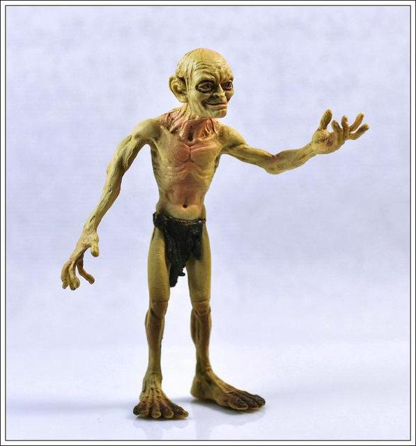 The Lord of the Rings Gollum Action Figure