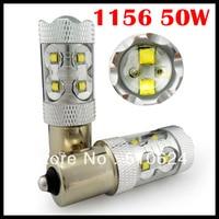 50W 2pcs Lot Fog Light H4 H7 1156 1157 9005 9006 H8 H16 H11 CREE Chipset