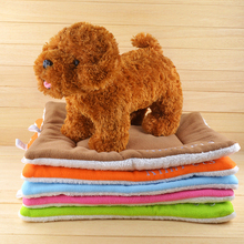 Winter Pet Cushion Fit for 3-30kg Dog Bed Mat Kennel Large Soft Fleece Products For Small Medium Dogs