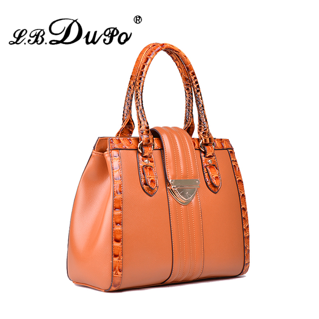 L B Dupo Fashion Vintage Shoulder Bag Handbag Women S