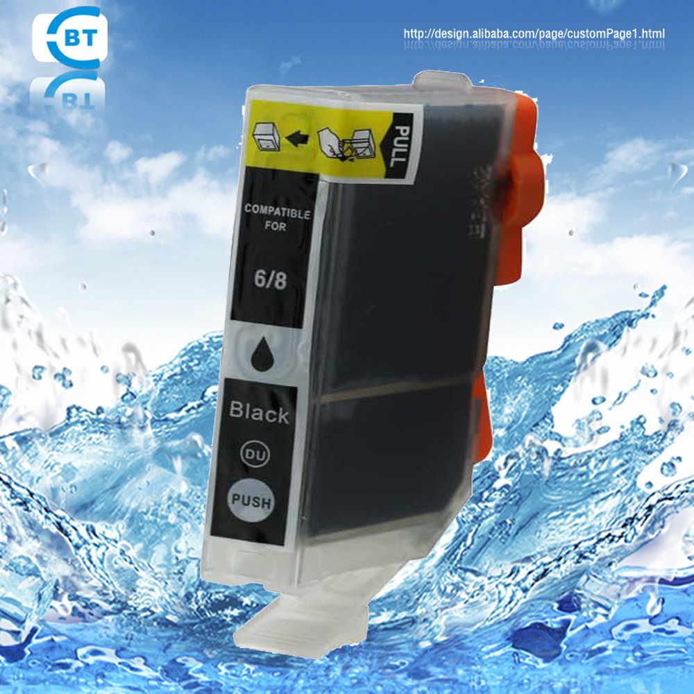 5 PCS IP4200 IP4500 IP3500 IP3300 IP5300 IP6600D IP6700D IX4000 IX5000 MP500 printer ink cartridge pgi-5bk cli-8bk/c/m/y