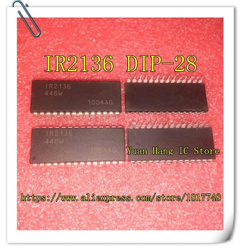 10PCS/LOT IR2136 IR 2136 DIP-28