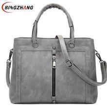 Vintage reißverschluss dekorative medium handtaschen hohe qualität frauen totes kupplung geldbörse damen designer schulter crossbody taschen L4-2387