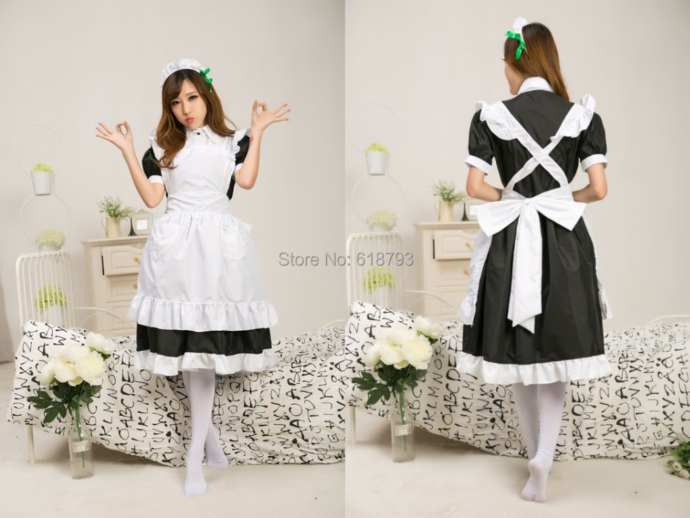2015 nouvel amour en direct! Cosplay Costumes lolita servante uniforme Anime Sonoda Umi lolita robe