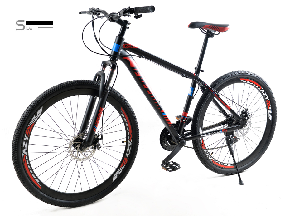 HTB12LUfkOCYBuNkHFCcq6AHtVXaZ Love Freedom 21/24 Speed Aluminum Alloy Bicycle  29 Inch Mountain Bike Variable Speed Dual Disc Brakes Bike Free Deliver