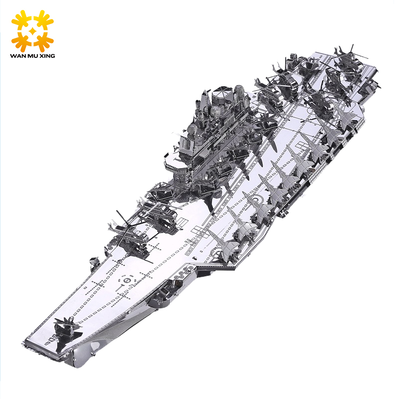 Chinese Aircraft Carrier Military Series Cruiser Building Blocks Educational Construction Bricks DIY Building Toy Children Gift enlighten military series missile cruiser building blocks sets 843pcs educational construction bricks diy toys for children 821