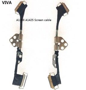 Novo original a1398 lcd led lvds cabo de exibição de tela para macbook pro retina a1398 a1425 a1502 md212 mc975 mc976 2012-2014year