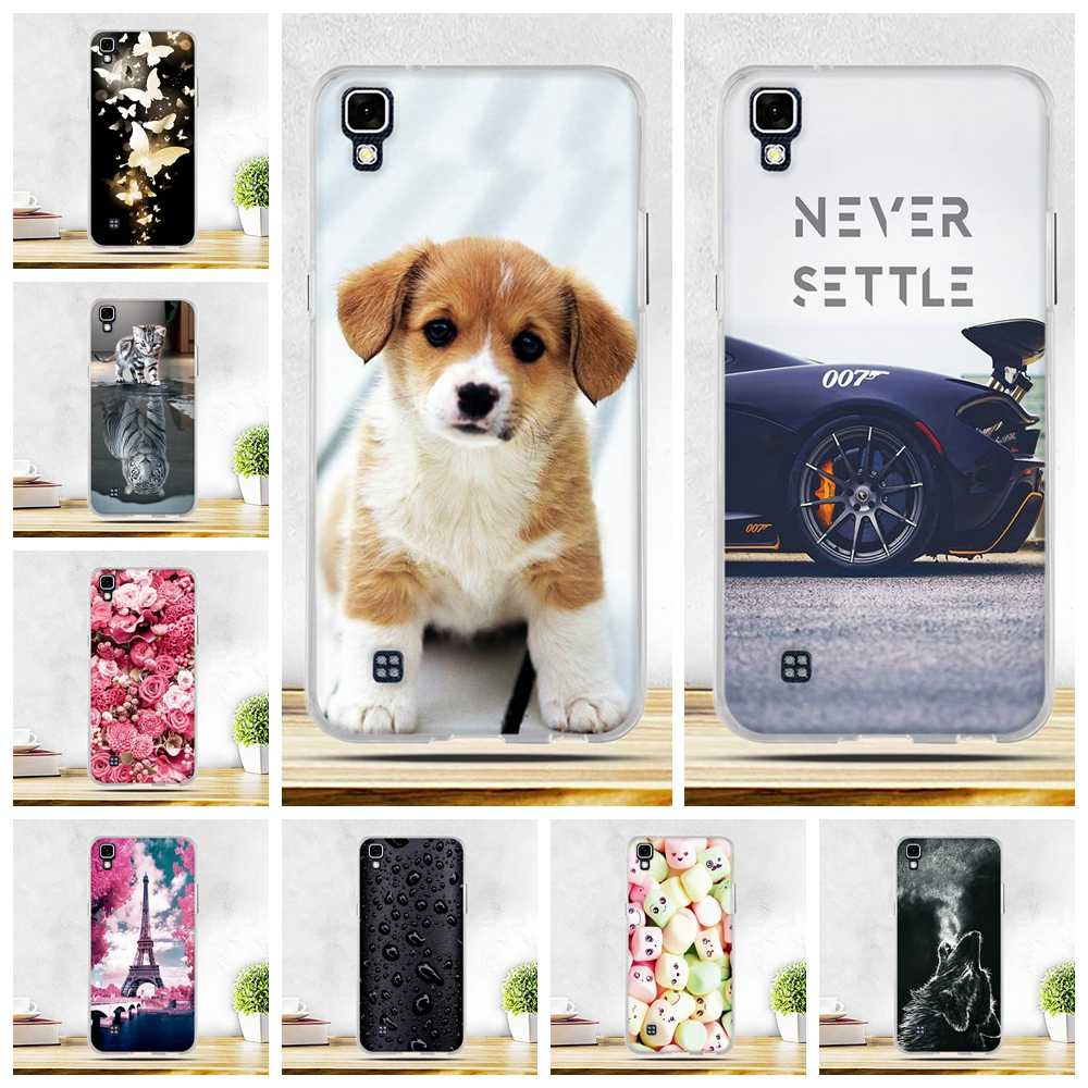 cheap for discount ea6d2 30488 TPU Silicone Cases For Coque LG X Power K220 K220DS LS755 Case Soft Cartoon  Cover For LG X Power 5.3