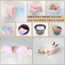 Новорожденная позирующая Подушка Мягкие сенсорные позирующие подушки Подушка для новорожденных реквизит для фотосъемки 5 шт. бань сумка Детские фото реквизит