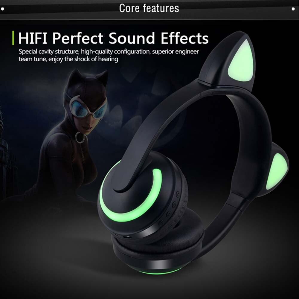 E2232-Cat Bluetooth Headphone-16