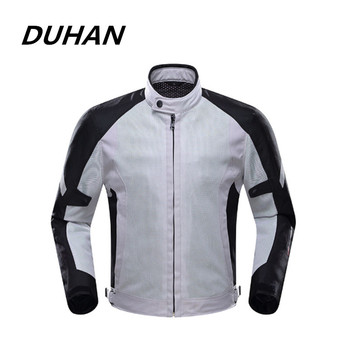 Armadura Motociclismo Protectora Profesionales Rejilla Hombres Duhan Yq8Uw