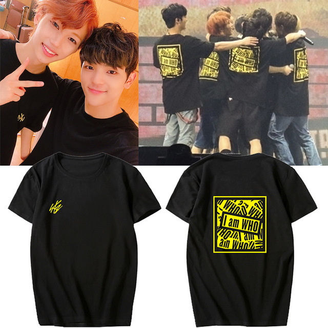 STRAY KIDS I AM WHO T-SHIRT