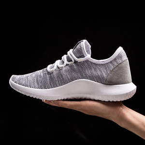 Image 2 - Weweya ビッグサイズ 48 靴男性スニーカー軽量通気性 zapatillas 男カジュアルシューズカップルの靴ユニセックス zapatos hombre