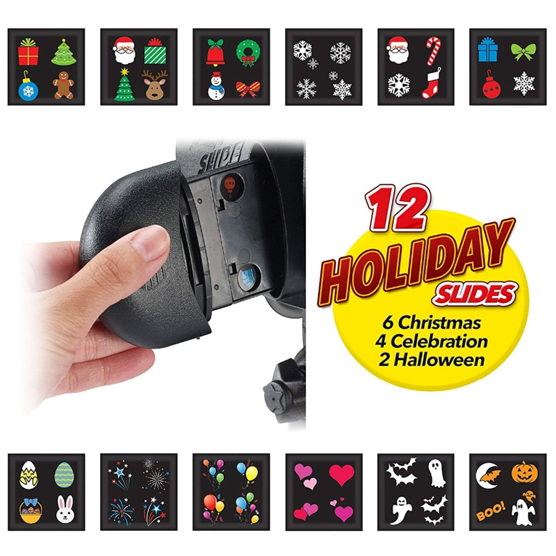 Slide-Show-Shower-includes-12-Full-Color-Slides-For-Laser-Night-Projector-for-Christmas-Halloween (1)