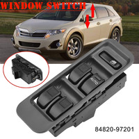 1 Pcs RHD Car Electric Power Master Window Switch Button 84820 97201 for Toyota Daihatsu DXY88