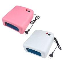 Professional 36W UV Nail Dryer Art Gel Best Curing Polish Light Dryer Nail Art Lamp Care Machine UV Light Nail Dryer HB88