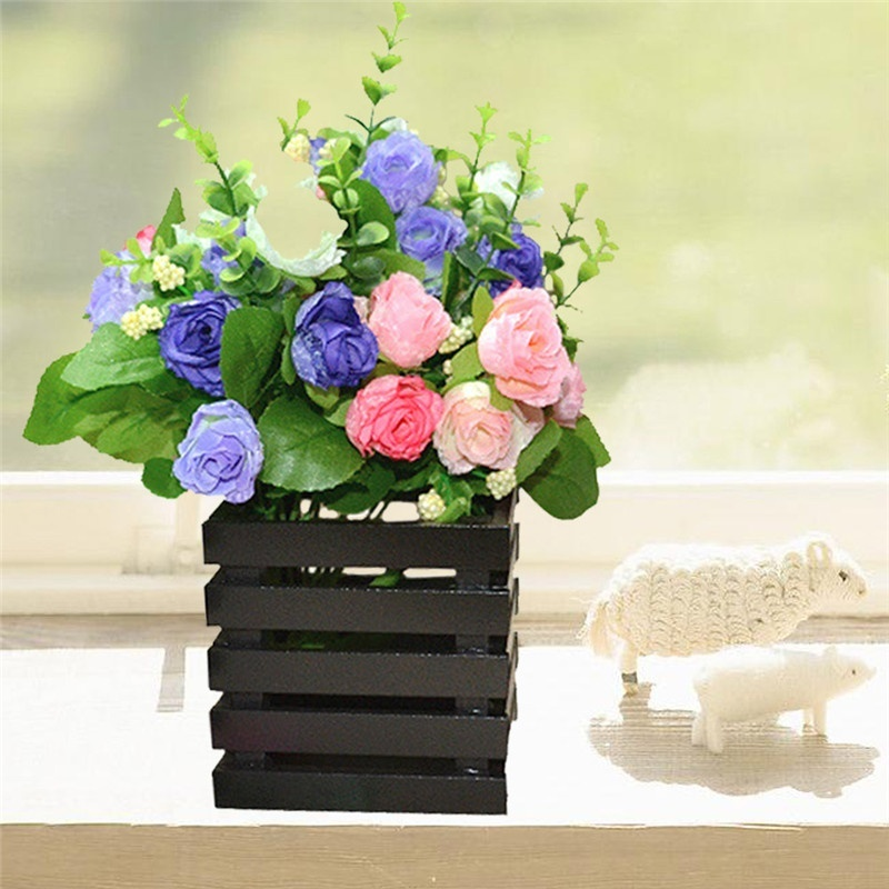 Popular Wooden Plant Holders Buy Cheap Wooden Plant