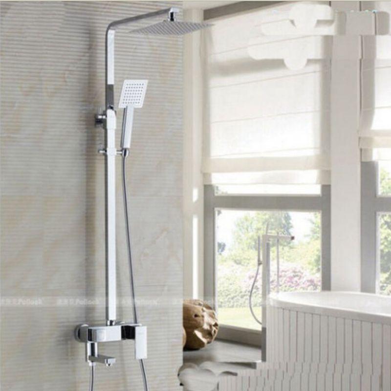achetez en gros colonne de douche en ligne des grossistes colonne de douche chinois. Black Bedroom Furniture Sets. Home Design Ideas