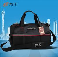 12 14 16 Tool Bags 600D Close Top Wide Mouth Electrician Bags Wide Mouth Tool Bag