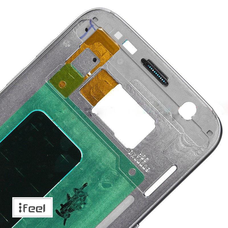 Новая Батарея Дверь Крышка Среднего Жилья Раздел Замена Для Samsung Galaxy  S7 G930 G930F